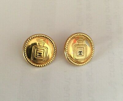 Chanel Coco Mademoiselle Buttons • 25£