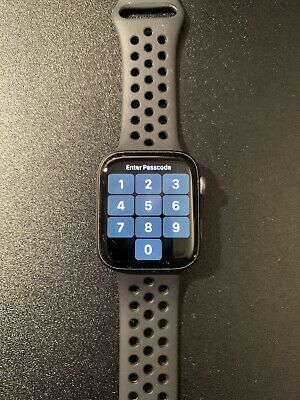$ CDN325.84 • Buy *Perfect Condition * Apple Watch Series 4 Nike+ 44 Mm Space Gray & Unlocked LTE