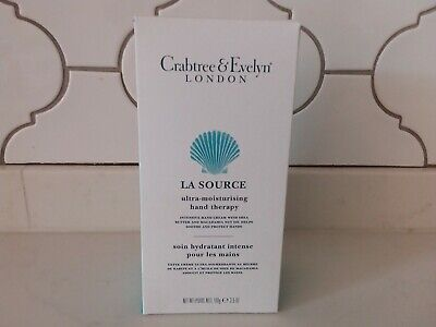 Crabtree & Evelyn  La Source Hand Therapy Hand Cream 100g  • 14.99£
