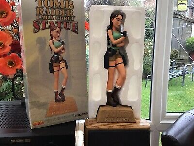 Lara Croft Tomb Raider One,Rare  Original Carton Mint  Unused • 41£