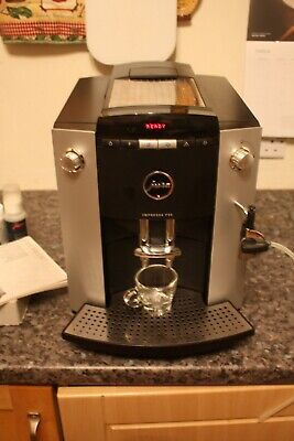 Jura Impressa F50 Bean To Cup Machine Boxed +many Accesories  • 295£