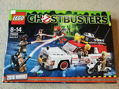Lego Ghostbusters Ecto 1 & 2 2016 (75828) Immaculate Condition (brand New)!!! • 16.52£