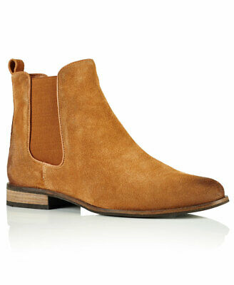 Superdry Womens Millie Suede Chelsea Boots • 31.49£