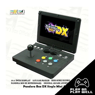 AU309.09 • Buy Pandora Box DX 3000 In 1 Portable Clamshell Mini Arcade Game 3D Tekken