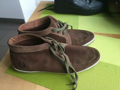 Fred Perry Shoes Boots Size 10 • 10£