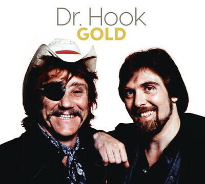 Dr. Hook : Gold CD Album Digipak 3 Discs (2020) ***NEW*** FREE Shipping, Save £s • 9.78£