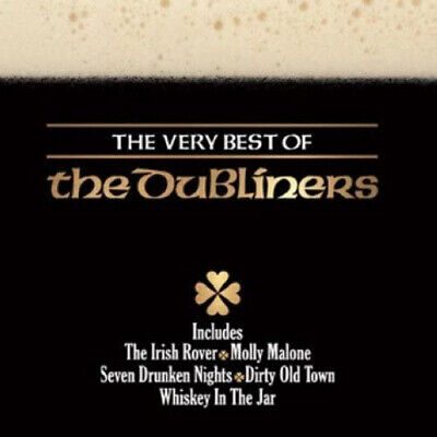 The Dubliners : The Very Best Of The Dubliners CD (2009) ***NEW*** Amazing Value • 6.57£