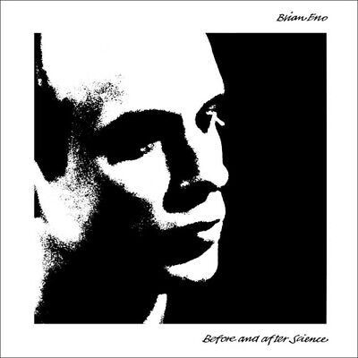 Brian Eno : Before And After Science CD Remastered Album (2009) ***NEW*** • 6.64£