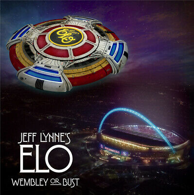 £5.89 • Buy Jeff Lynne's ELO : Wembley Or Bust CD 2 Discs (2017) ***NEW*** Amazing Value