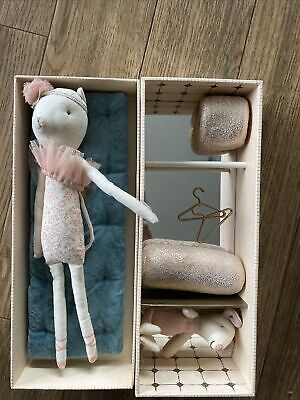 Maileg Ballet Shoes Set Boxed. Cat And Mouse • 19£