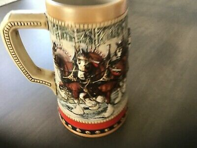 $ CDN7.84 • Buy Budweiser 1988 Holiday Mug