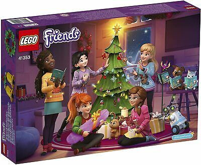 LEGO 41353 Friends Advent Calendar 2018 Christmas Countdown Building Toy For Kid • 34.95£