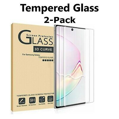 $ CDN12.83 • Buy 2-Pack Full Cover Tempered Glass Protector F Samsung Galaxy S8 S9 Plus Note 8 S7