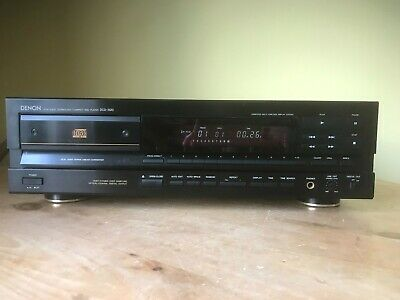 Denon DCD-1520 Vintage CD Player With Remote Control • 100£