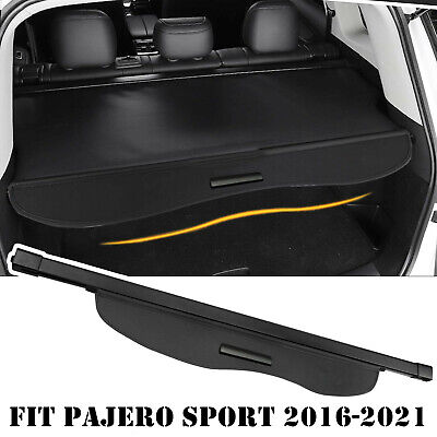 AU129.95 • Buy Car Trunk Rear Shade Cargo Security Cover For Mitsubishi Pajero Sport 2016-2021