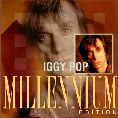 Iggy Pop : Millenium Edition CD Value Guaranteed From EBay's Biggest Seller! • 2£