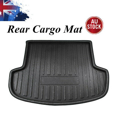 AU29.66 • Buy Rear Trunk Cargo Mat Boot Liner Floor Mat For Outlander 5-seat 2012-2020