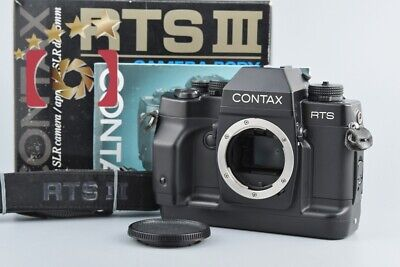 $ CDN500.03 • Buy Very Good!! CONTAX RTS III 35mm SLR Film Camera Body