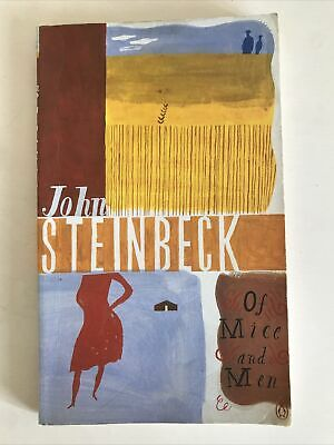 Book Of Mice And Men By John Steinbeck  • 0.99£