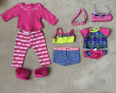 American Girls Doll Bundle Of Clothes (a) • 9.99£