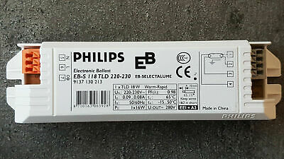 £7.89 • Buy Philips LED Power Supply Transformer Evg Tld 18W Electronic Ballast Neon Lamp