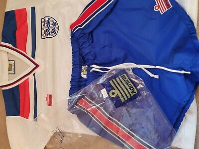 England Admiral 1980s Kids Kit With Admiral Bag • 180£