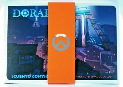 AU18.83 • Buy OVERWATCH - Collector's Edition Postcards Only - Set Of 12 Art Cards Blizzard