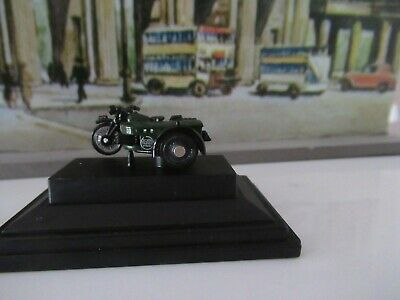 Oxford Commercials Bsa Motorcycle & Sidecar - Post Office Scale 1:76 76bsa004 • 2.50£