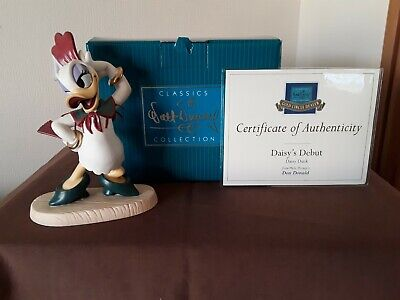 Classic Walt Disney Collection Donald ' Daisy's Debut ' • 30£