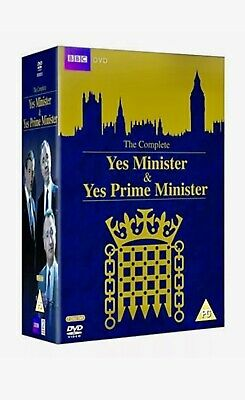 The Complete Yes Minister & Yes, Prime Minister Box Set - DVD Box Set • 13.50£