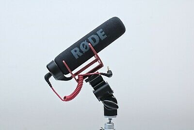 Rode VideoMic Video Mic Go Directional Shotgun Microphone Used Once Quick Dispac • 20£