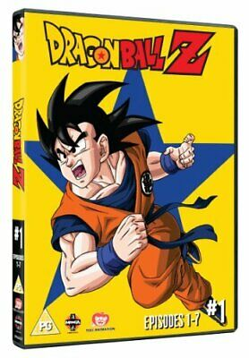 AU16.99 • Buy Dragon Ball Z Season 1 - Part 1 Episodes 1-7 Dvd [uk] New Dvd