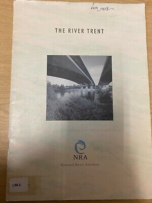 £10 • Buy The River Trent: NRA: National Rivers Authority