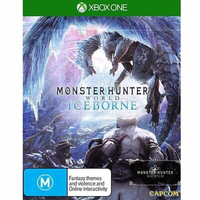 AU47 • Buy Monster Hunter World: Iceborne Preowned - Xbox One - PREOWNED