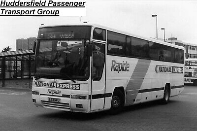 Photograph BUS PICTURE National Express 53 • 1.99£