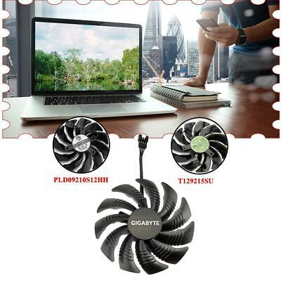 AU9.55 • Buy Graphics Card Cooling Fan Suitable For Gigabyte GTX1060 1070 1080Mini ITX