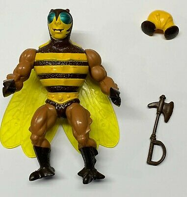 $4.99 • Buy 1983 He-man Masters Of The Universe Buzz Off Action Figure Complete & Original
