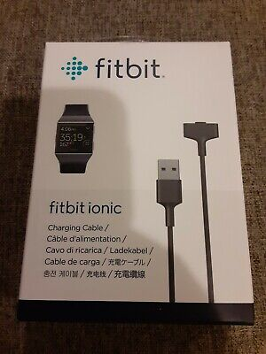 $ CDN16.31 • Buy Brand New Fitbit Charging Cable For Ionic Watch