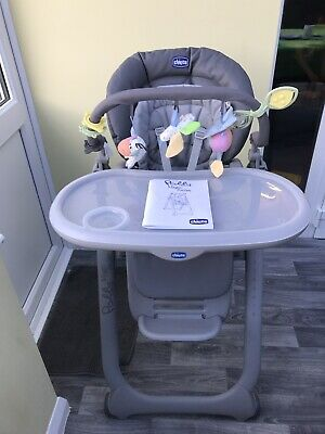 Chicco Polly Magic Relax Highchair Recliner  • 79.90£
