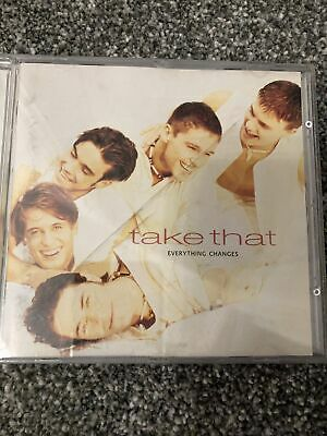 Take That - Everything Changes (1997) • 0.99£