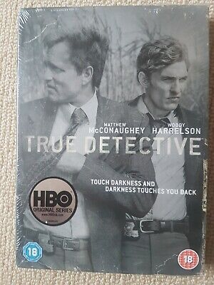 True Detective: The Complete First Season DVD (2014) Cert 18 NEW(shrink Wrapped) • 4.99£