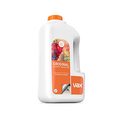 Carpet Washer Shampoo Cleaning Solution Vax AAA Lifts Stain Cleaner 1.5L Bottle • 13.26£