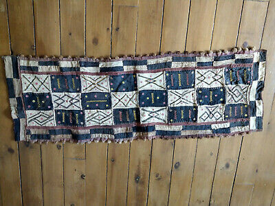 CONGOLESE RUG / WALL HANGING, 17in X 48in • 100£