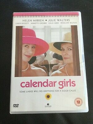 Calendar Girls DVD 12 Helen Mirren And Juli Walters • 0.99£