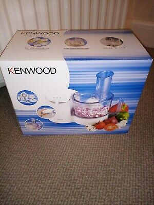 NEW AND BOXED Kenwood FP108 Food Processor. • 45.99£