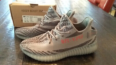 $ CDN128.46 • Buy Men Adidas Yeezy Boost 350v2 Grey Zebra Sneakers Size 10