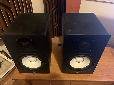Yamaha HS7 Active Studio Monitor Speakers (Pair) *UK* Collection Only • 170£