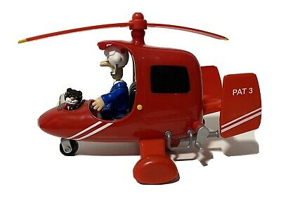Postman Pat Helicopter With Lights And Sounds • 4.50£
