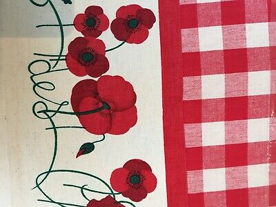 £25 • Buy Beautiful New Cotton French Tablecloth 150 By 250cm