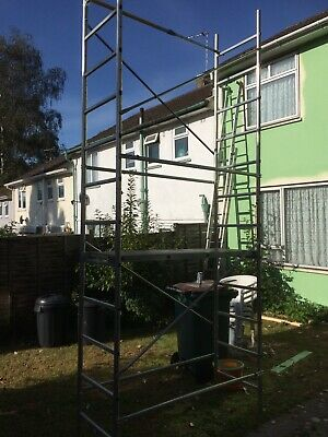 Scaffold Tower • 160£